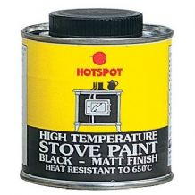 Hotspot Stove Paint Tin - 200ml